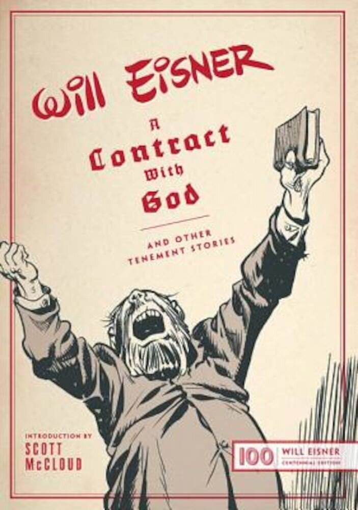 A Contract with God: And Other Tenement Stories, Hardcover
