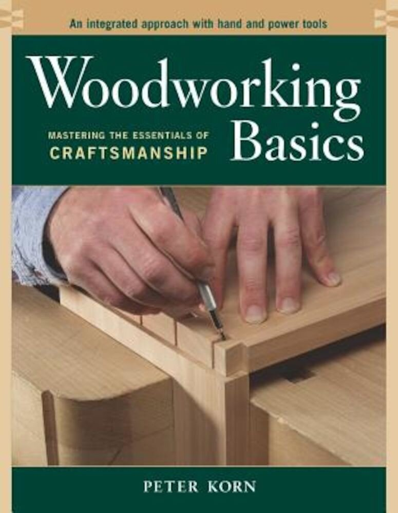 Woodworking Basics: Mastering the Essentials of Craftsmanship, Paperback