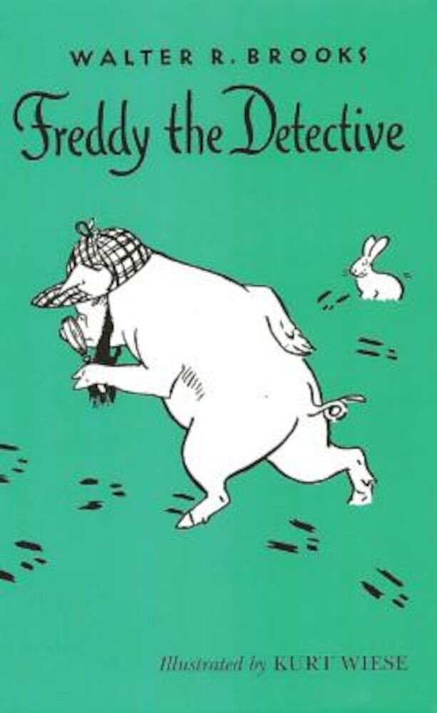 Freddy the Detective, Paperback