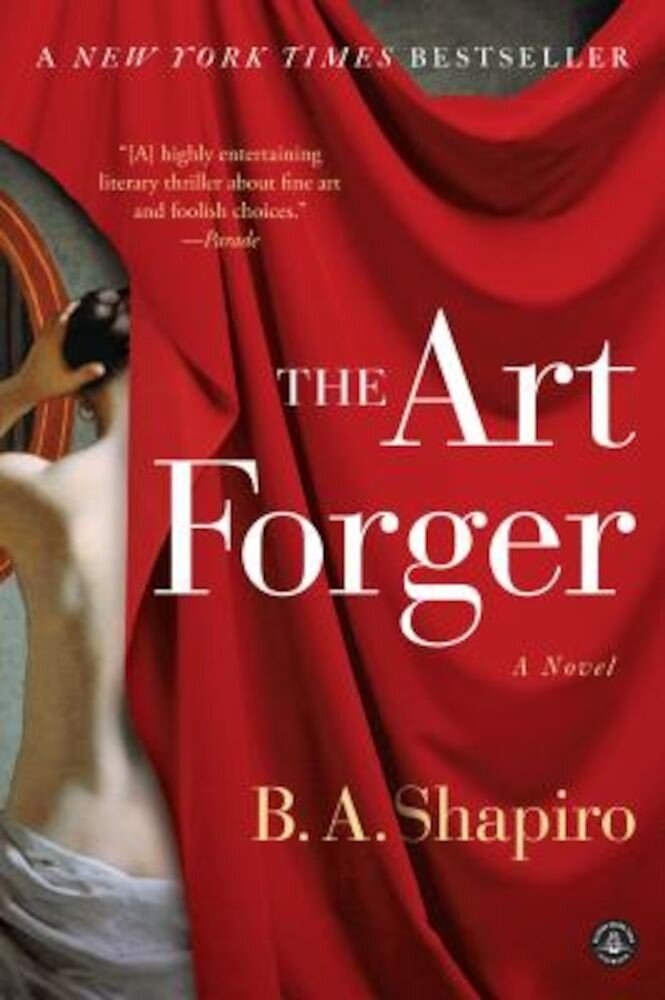 The Art Forger, Paperback