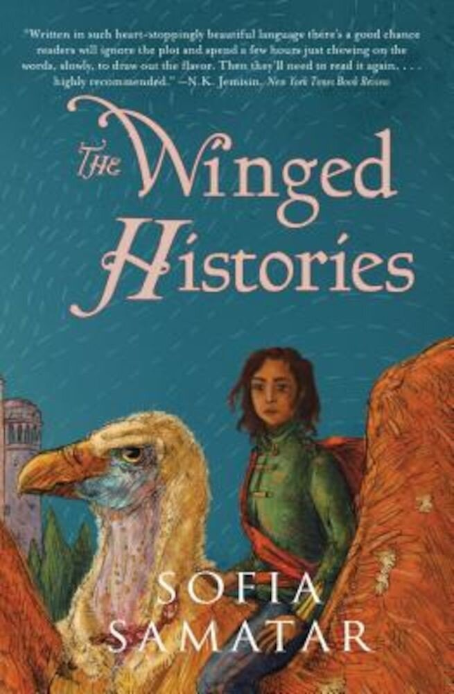 The Winged Histories, Paperback