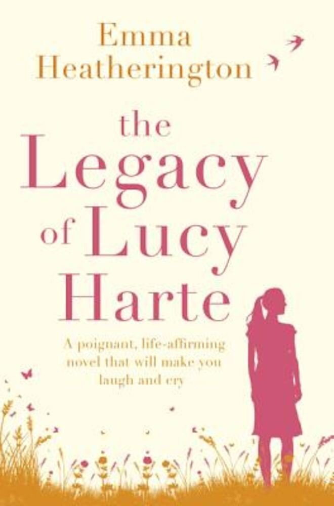 The Legacy of Lucy Harte, Paperback