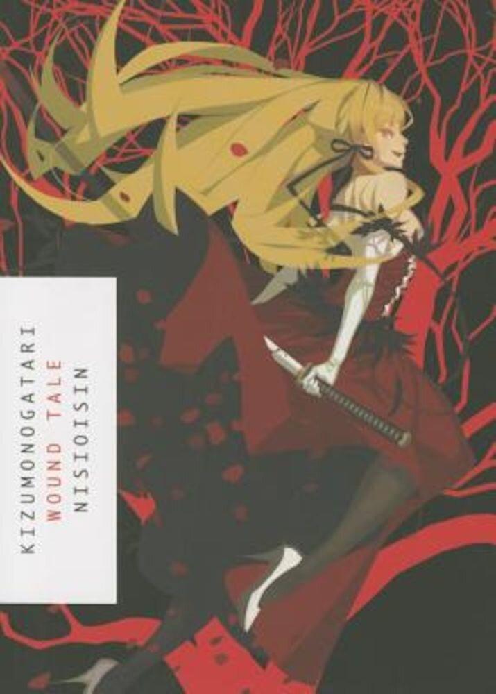 Kizumonogatari: Wound Tale, Paperback