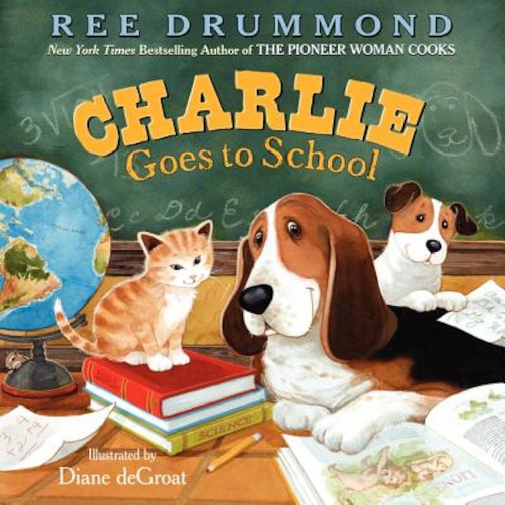 Charlie Goes to School, Hardcover