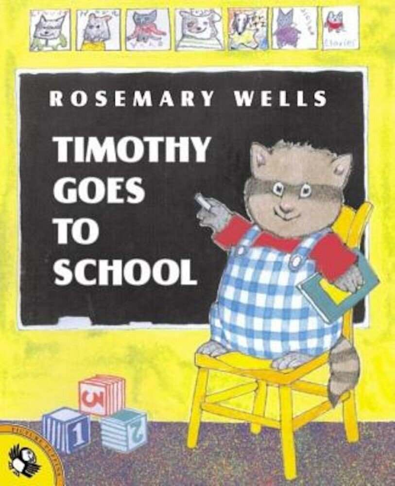 Timothy Goes to School, Paperback