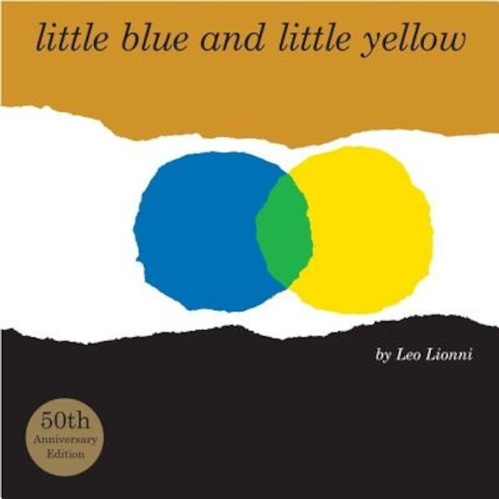 Little Blue and Little Yellow, Hardcover