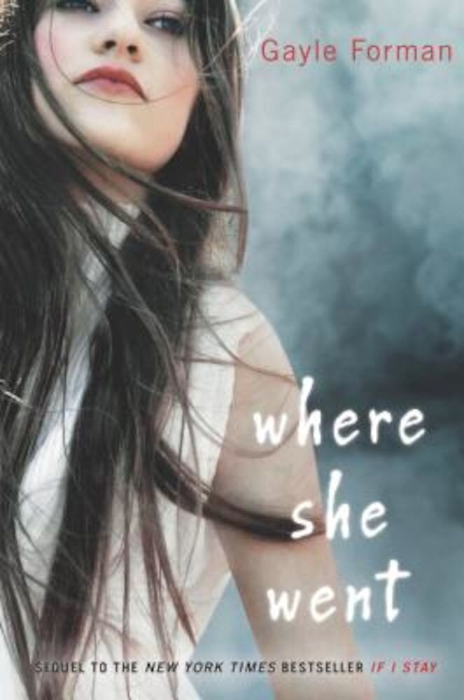 Where She Went, Hardcover