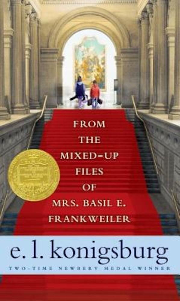 From the Mixed-Up Files of Mrs. Basil E. Frankweiler, Paperback