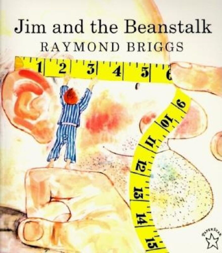 Jim and the Beanstalk, Paperback