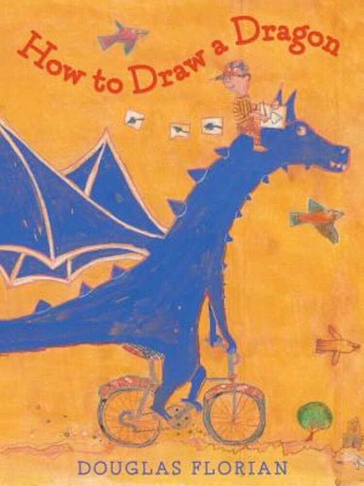 How to Draw a Dragon, Hardcover