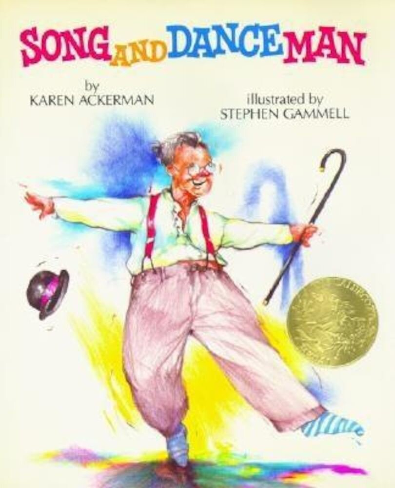 Song and Dance Man, Hardcover