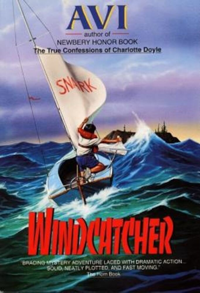 Windcatcher: Book One of the Legacy Trilogy, Paperback