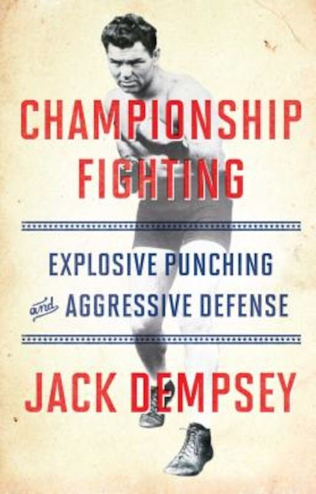 Championship Fighting: Explosive Punching and Aggressive Defense, Paperback