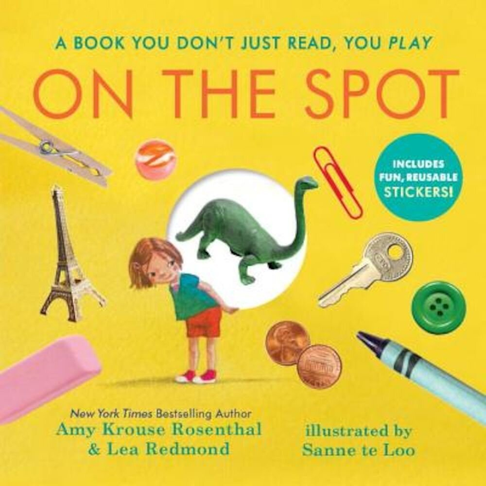 On the Spot: Countless Funny Stories, Hardcover
