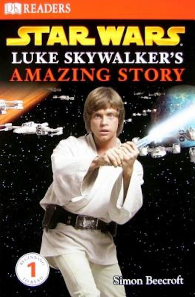 Star Wars: Luke Skywalker's Amazing Story, Paperback