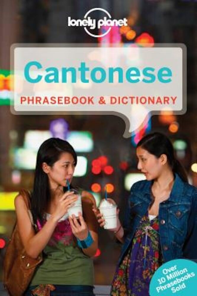 Lonely Planet Cantonese Phrasebook & Dictionary, Paperback
