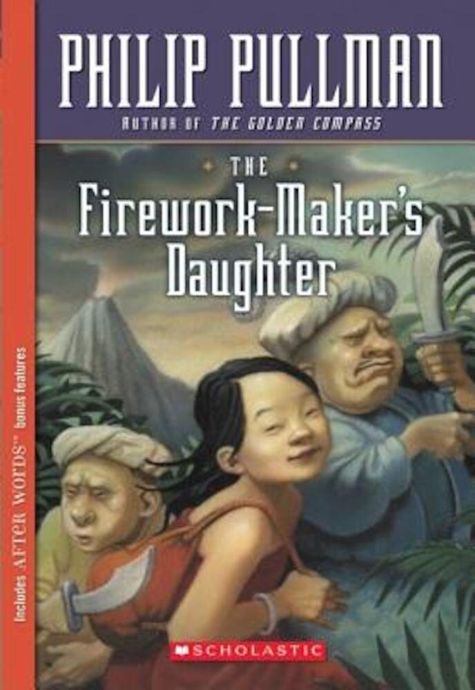The Firework-Maker's Daughter, Paperback