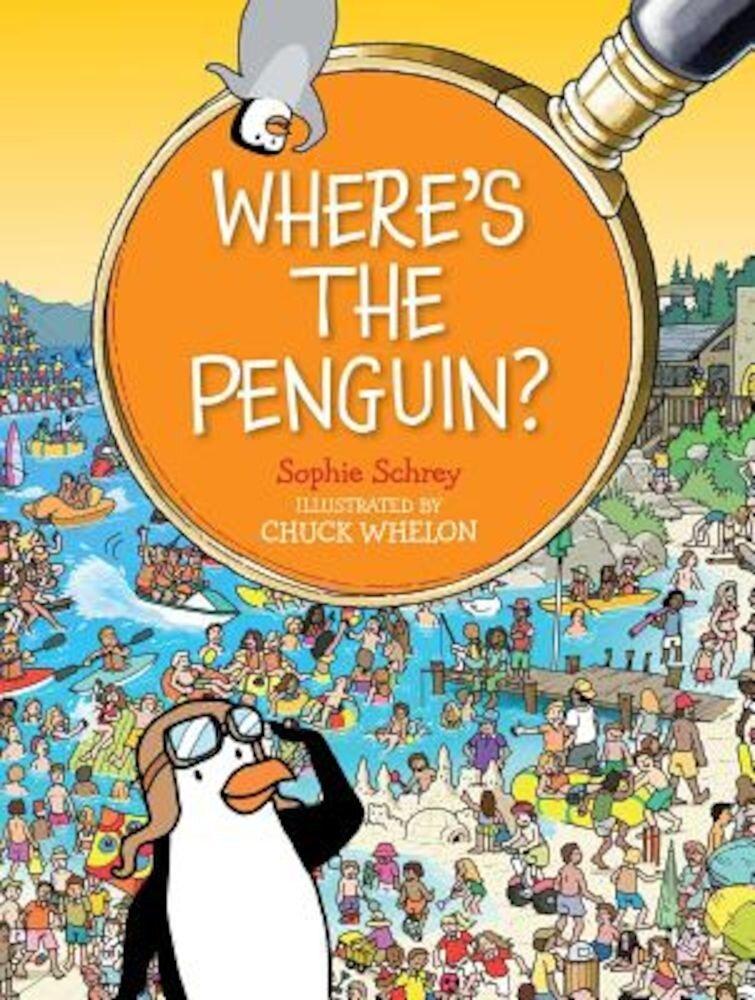 Where's the Penguin?, Hardcover
