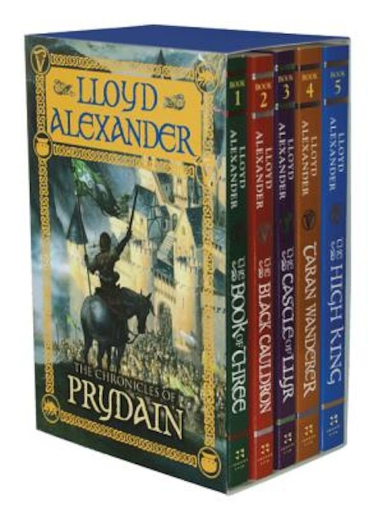 The Chronicles of Prydain, Paperback