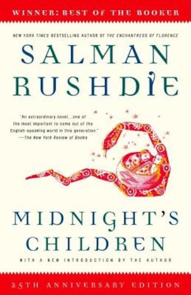 Midnight's Children, Paperback