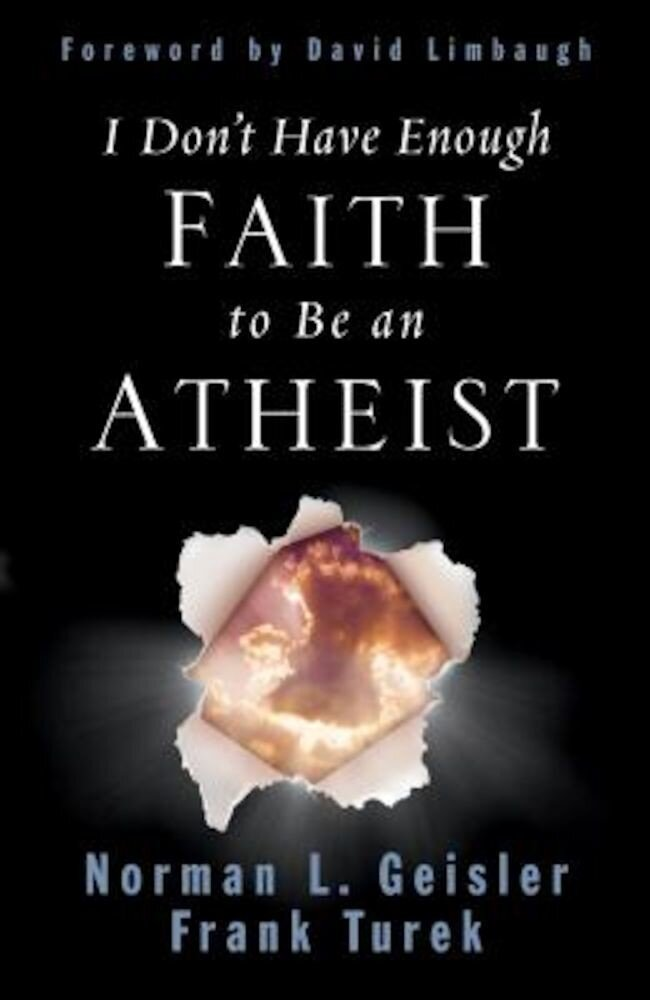 I Don't Have Enough Faith to Be an Atheist, Paperback