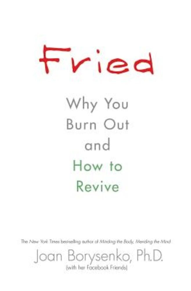 Fried: Why You Burn Out and How to Revive, Paperback