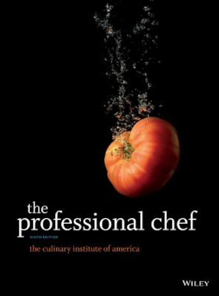 The Professional Chef, Hardcover