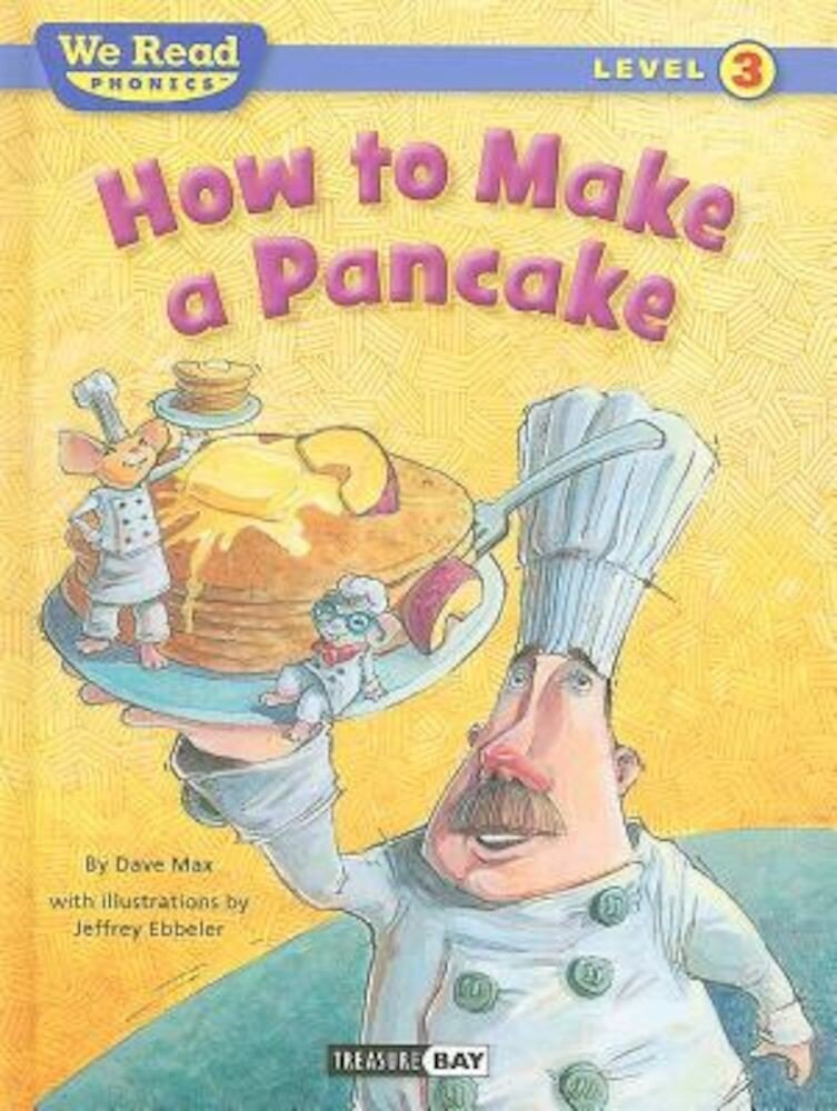 How to Make a Pancake, Hardcover