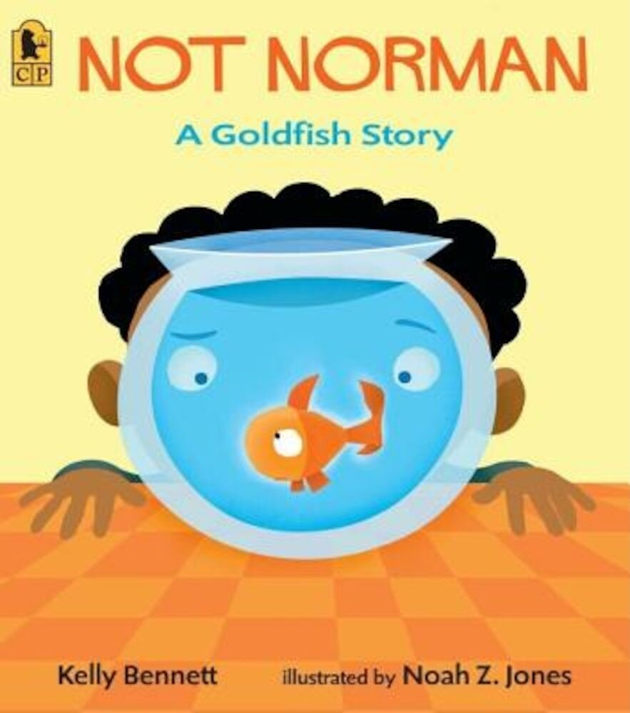 Not Norman: A Goldfish Story, Paperback