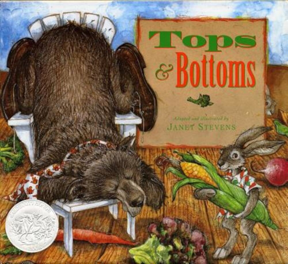 Tops & Bottoms, Hardcover
