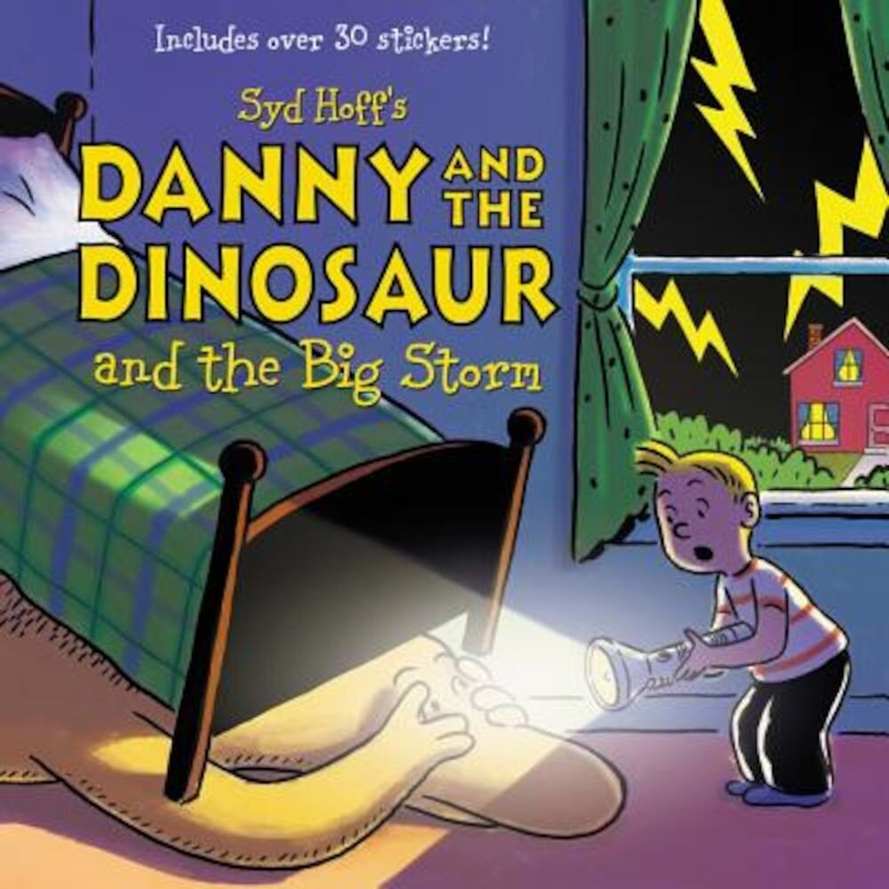 Danny and the Dinosaur and the Big Storm, Paperback