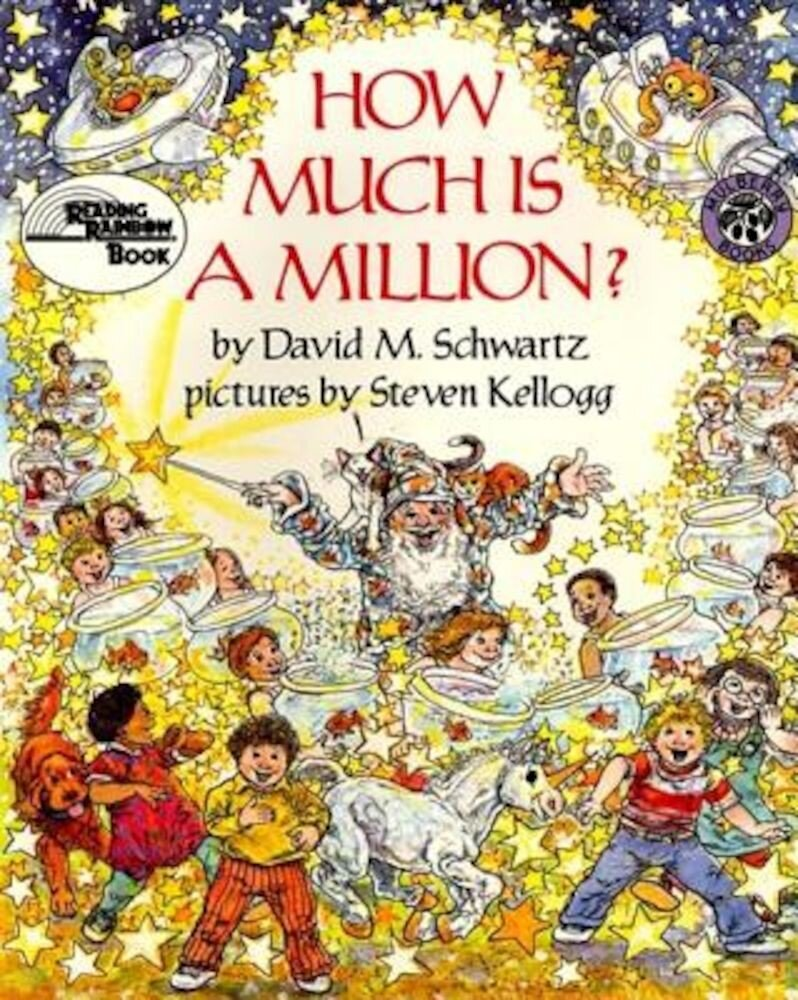 How Much Is a Million?, Hardcover