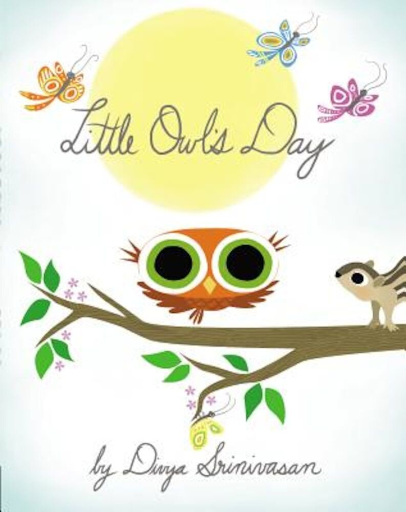 Little Owl's Day, Hardcover