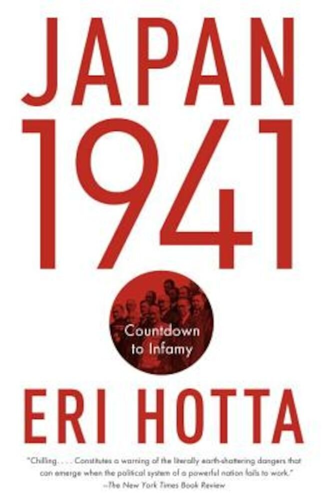 Japan 1941: Countdown to Infamy, Paperback