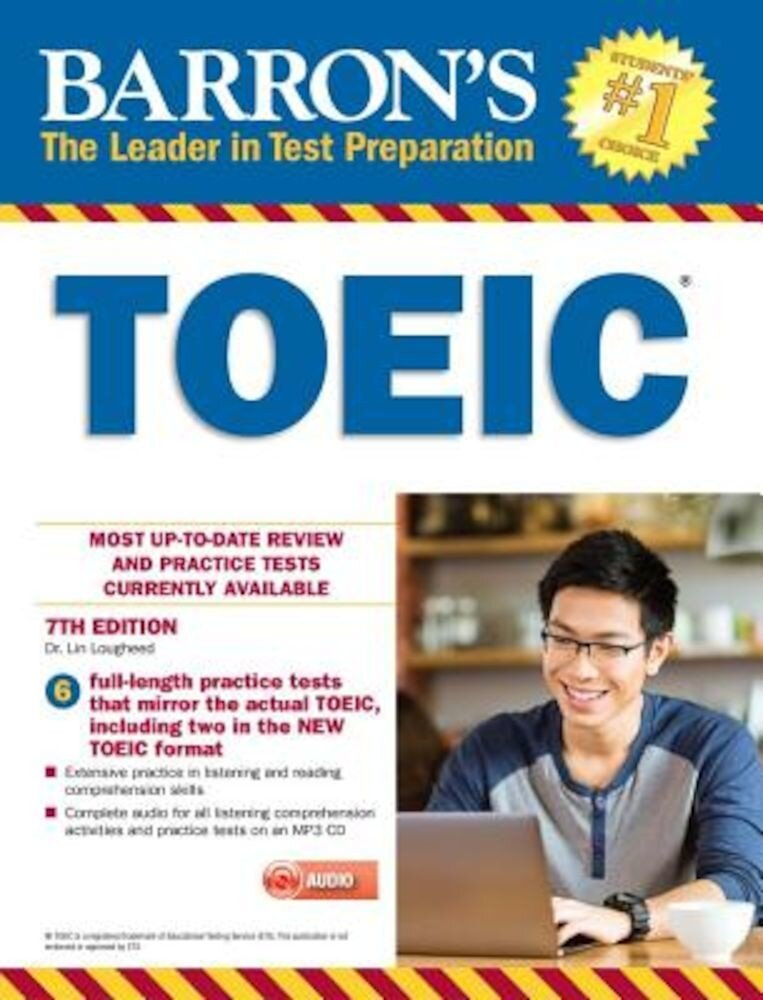 Barron's TOEIC [With MP3], Paperback