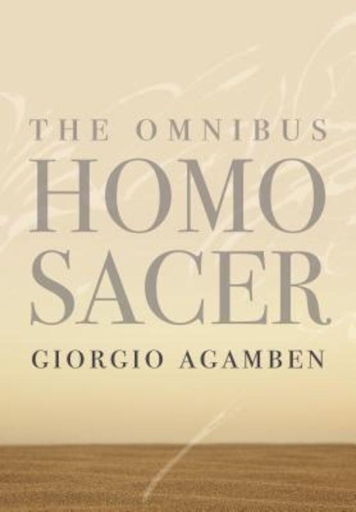 The Omnibus Homo Sacer, Hardcover