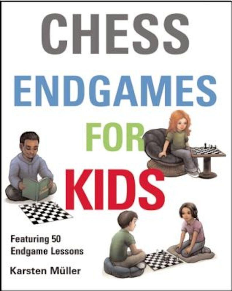 Chess Endgames for Kids, Hardcover