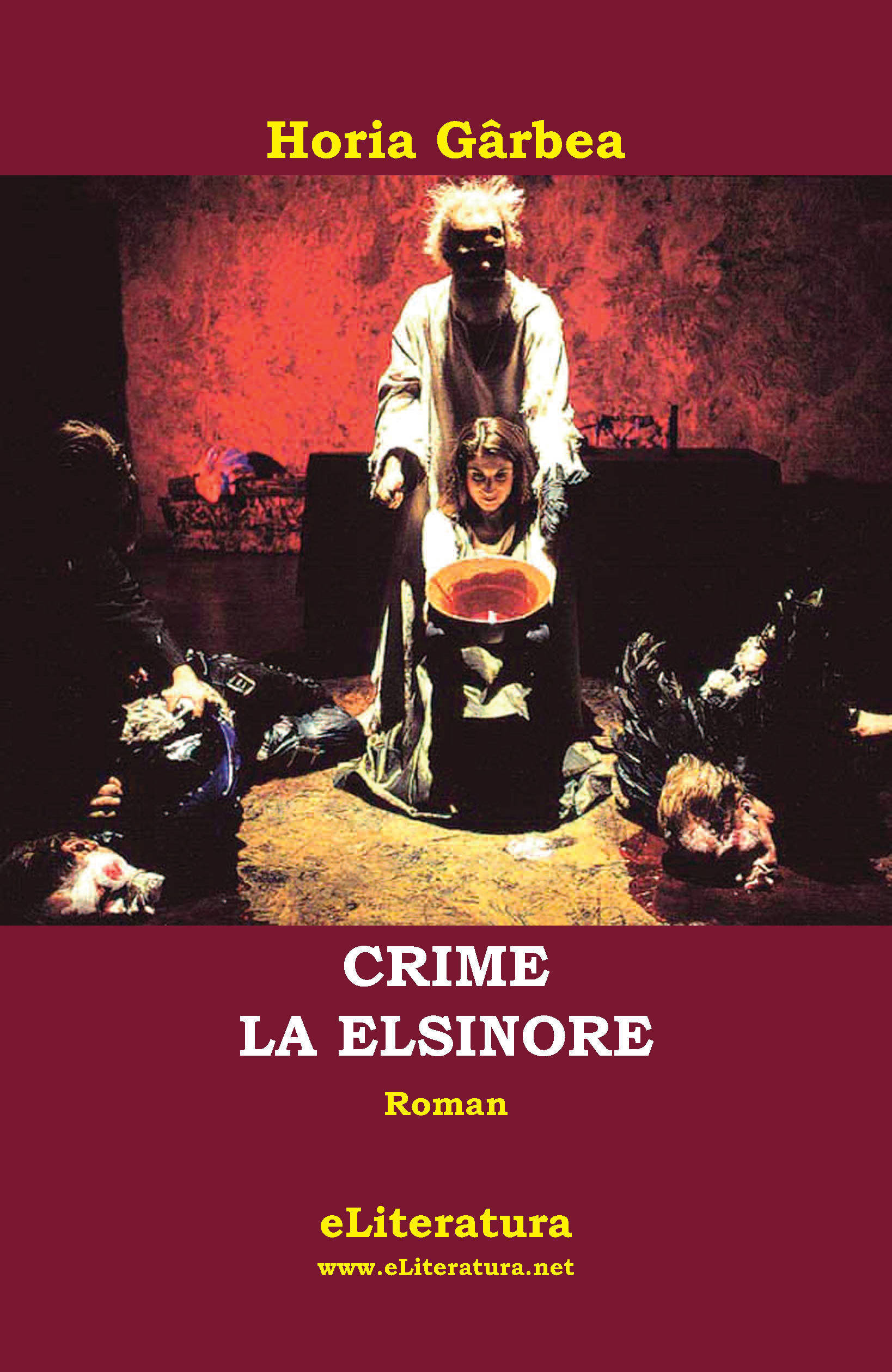 Crime la Elsinore (eBook)