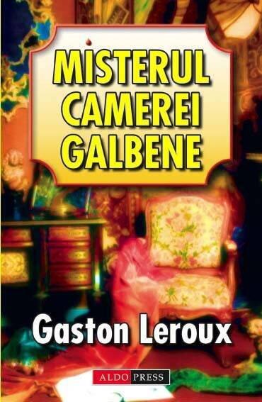 Misterul camerei galbene (eBook)
