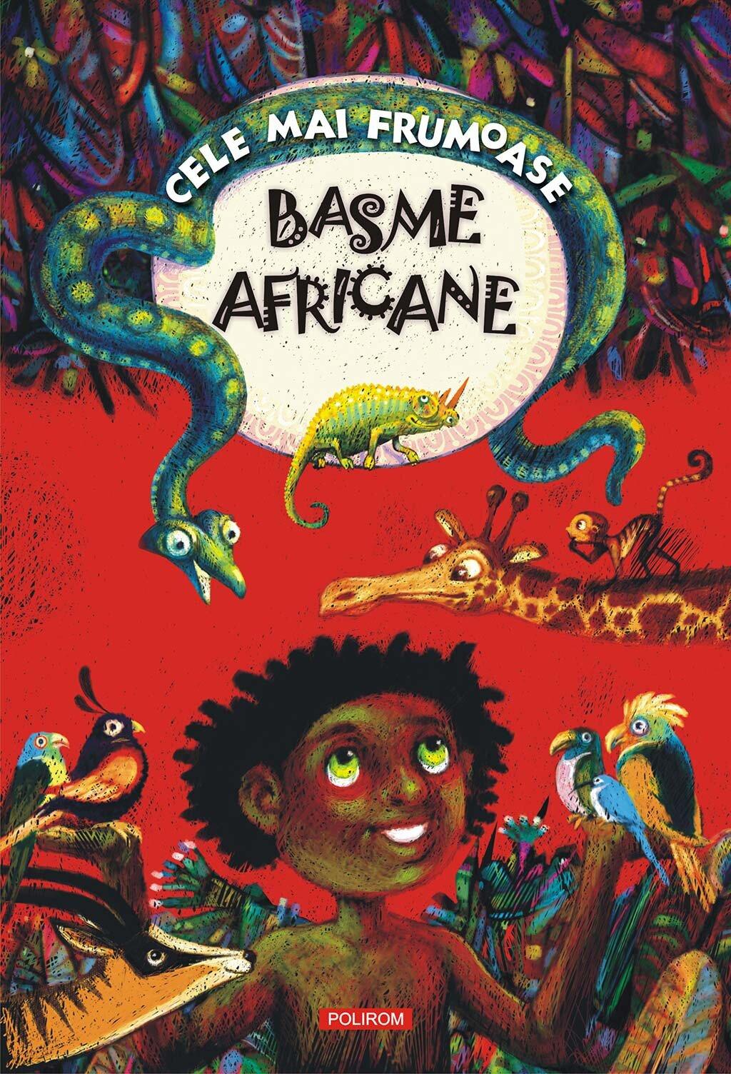 Cele mai frumoase basme africane PDF (Download eBook)