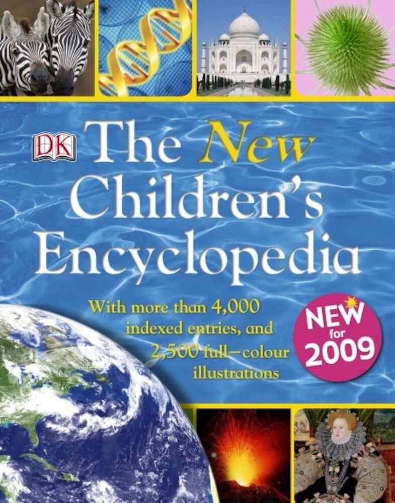 The New Children's Encyclopedia - English version