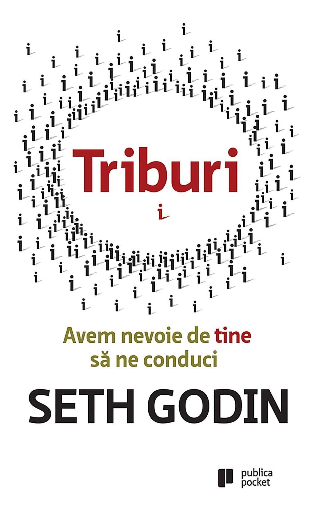 Triburi. Avem nevoie de tine sa ne conduci PDF (Download eBook)