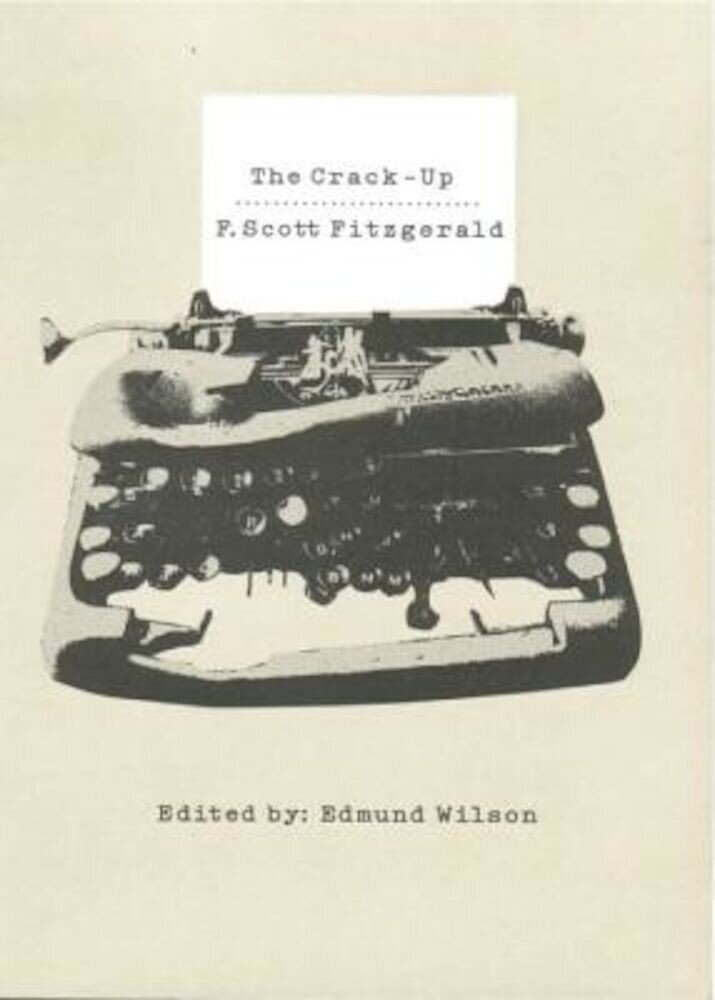 The Crack-Up, Paperback