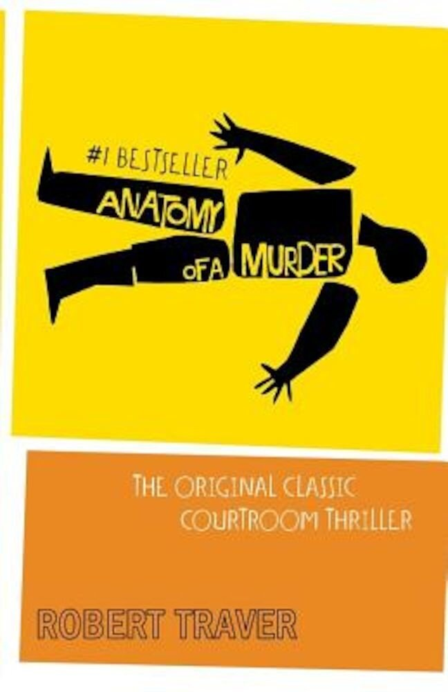 Anatomy of a Murder, Paperback