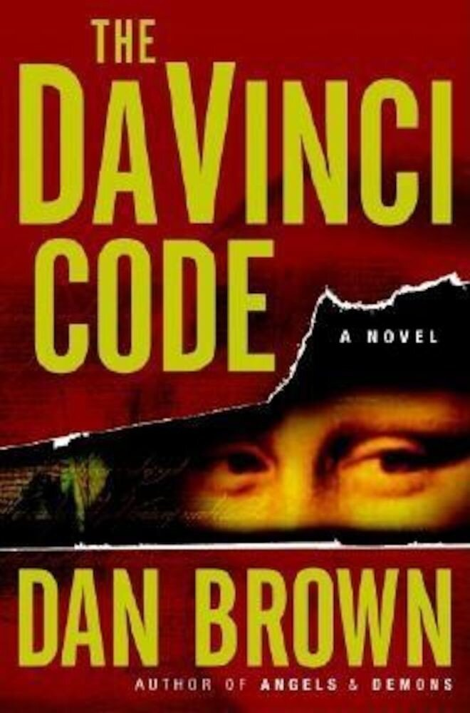 The Da Vinci Code, Hardcover