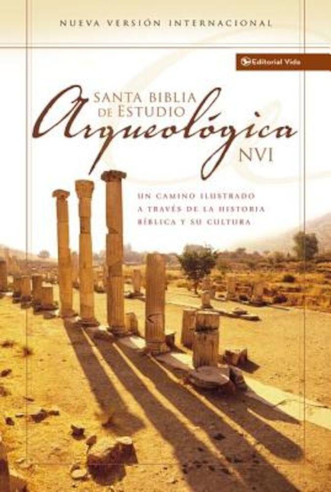 Biblia Arqueologica-NVI, Hardcover