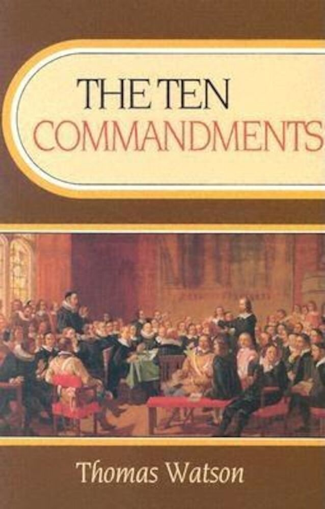 Ten Commandments:, Paperback
