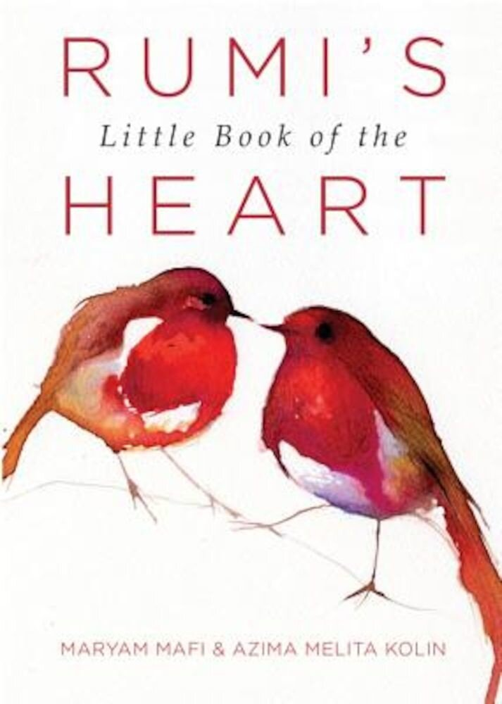 Rumi's Little Book of the Heart, Paperback