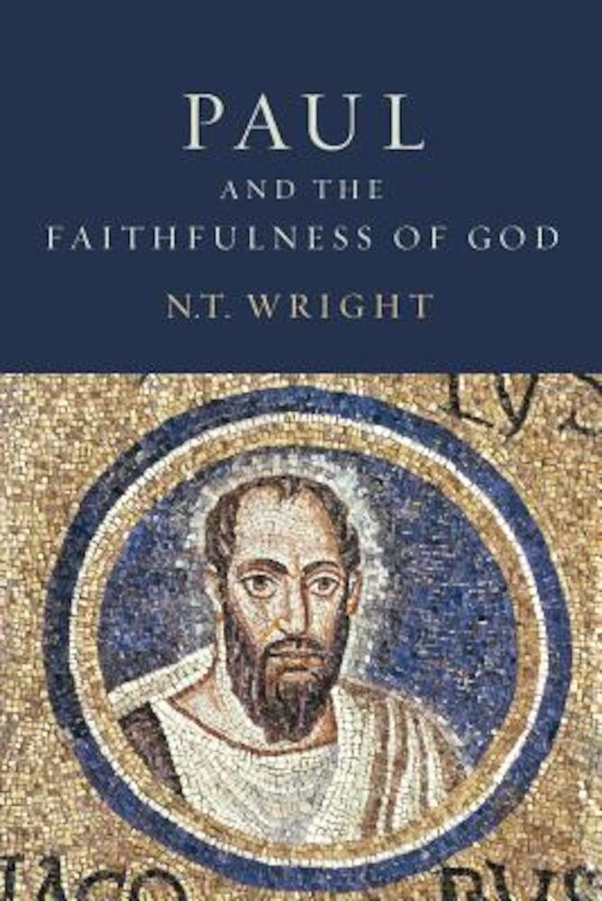 Paul and the Faithfulness of God Set, Paperback