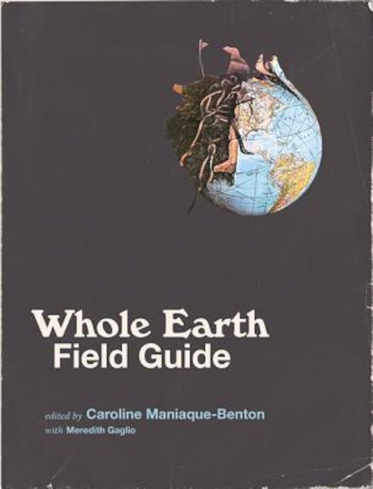 Whole Earth Field Guide, Paperback